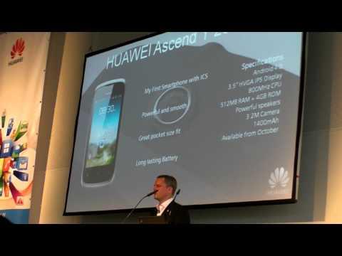 Huawei Ascend Y201 pro, $129/129€