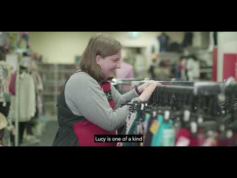 Lucy's Journey Towards Employment