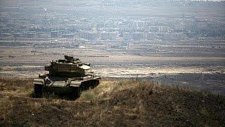 Израиль нанес авиаудар по позициям джихадистов на Голанах