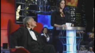Sarah Silverman roasts Hugh Hefner