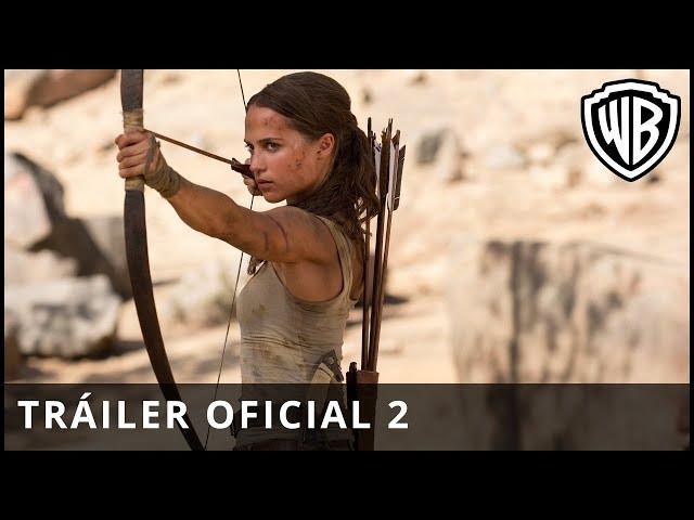 Nuevo tráiler de Tomb Raider: Alicia Vikander promete fuerte emociones