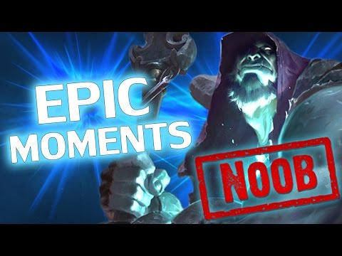 ♥ FIRST TIME YORICK - Epic Moments #176