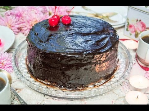Рецепт торта пьяная вишня все буде смачно
