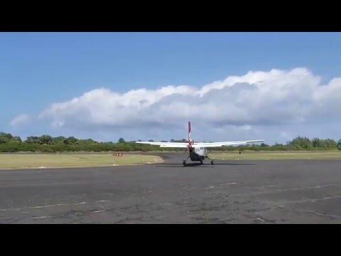 Mokulele Airlines - Departing Hana Airport