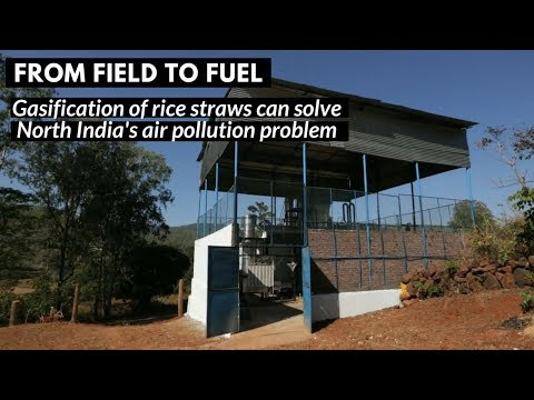 From Field to Fuel, There is an Easy Solution to India's Air Pollution Problem