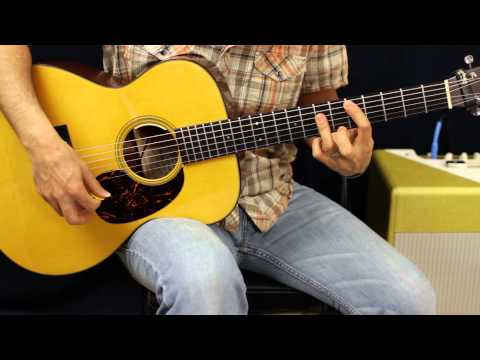 How To Play - Flo Rida - I Cry - Acoustic Guitar Lesson