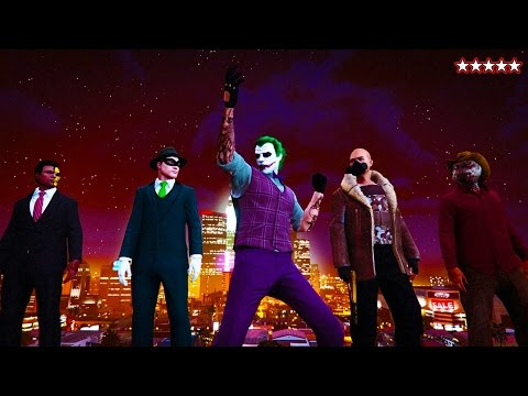 GTA 5 Slasher Fun - Last Day Of Halloween DLC - Goofing Around on GTA V
