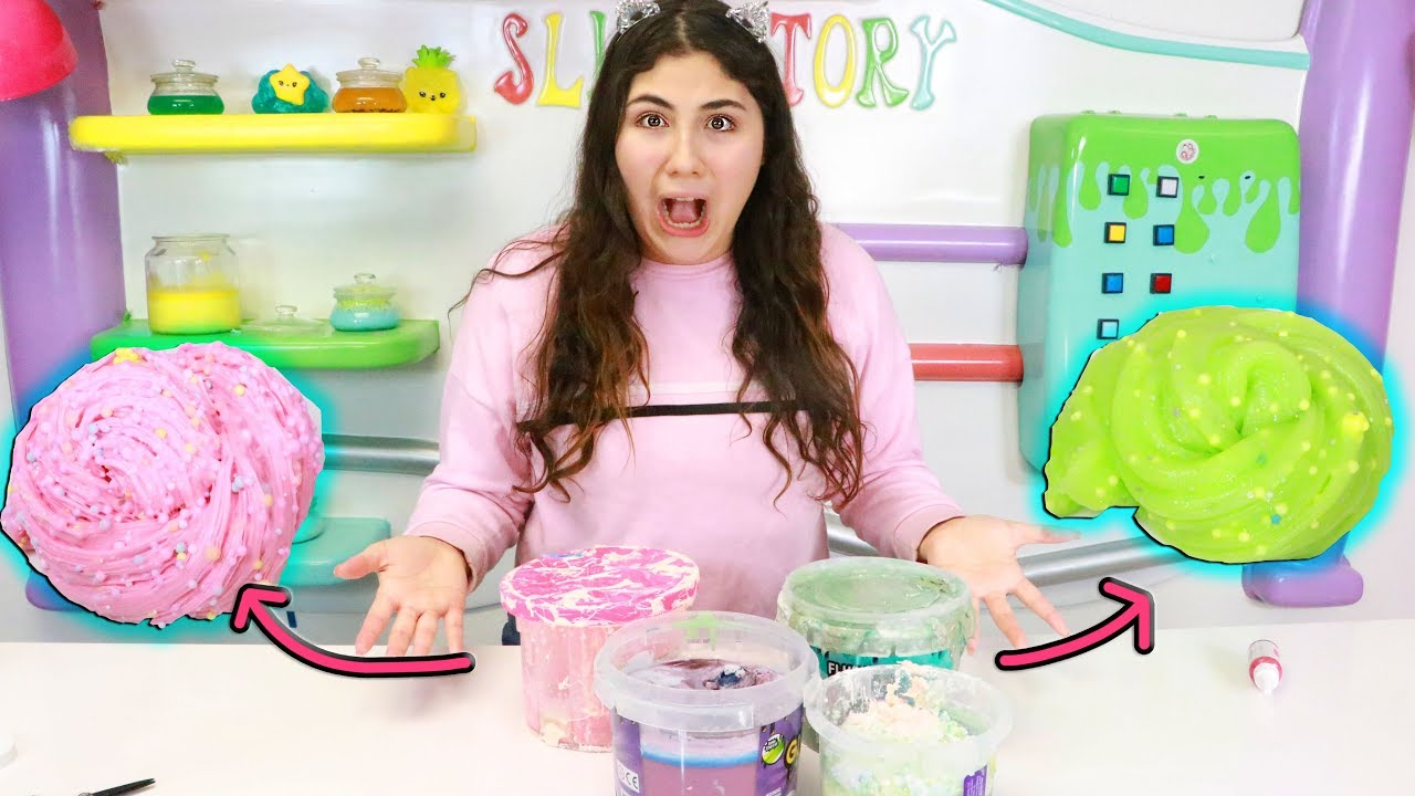 fixing-giant-buckets-of-old-destroyed-slime-into-new-beautiful-slimes-part-3-slimeatory-526