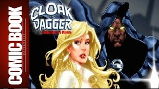 Cloak & Dagger (Explained in a Minute) | COMIC BOOK UNIVERSITY