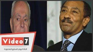 """بالفيديو..يحيى الجمل:""""الرئيس السادات قال لى: أنت مبتعرفش سياسة"""""""