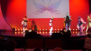 Download Video Mang'Azur 2014 - Concours Cosplay Dimanche - 44- Saint Seiya MP3 3GP MP4