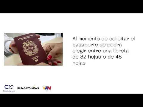 #CápsulaExtra Pasaporte Venezolano 🇻🇪 y prórroga, todo lo que debes saber  💡