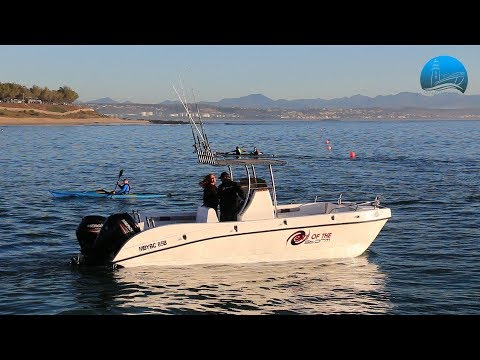 St Blaize Marine Eclipse 680 Garmin Equipped Fishing & Recreational Ski Boat