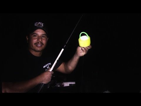 The Muddy River Catfishing Bobber: Night Fishing For Flatheads With Live Bait