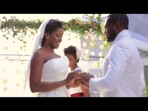 Stephanie Okereke Wedding Video.