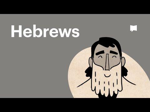 Read Scripture: Hebrews
