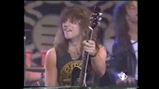 Bon Jovi - bad medicine & born to be my baby (live)