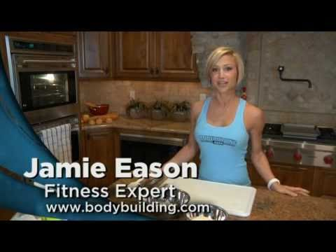 Jamie Eason's Chocolate Protein Bars – Bodybuilding.com