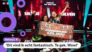 The Voice Kids 2019: winnaar Silver gaat in de Amsterdam ArenA zingen