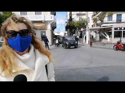 Έλεγχοι αλλά και μεγάλη κίνηση στην Πόθια την πρώτη ημέρα με τα έκτακτα μέτρα