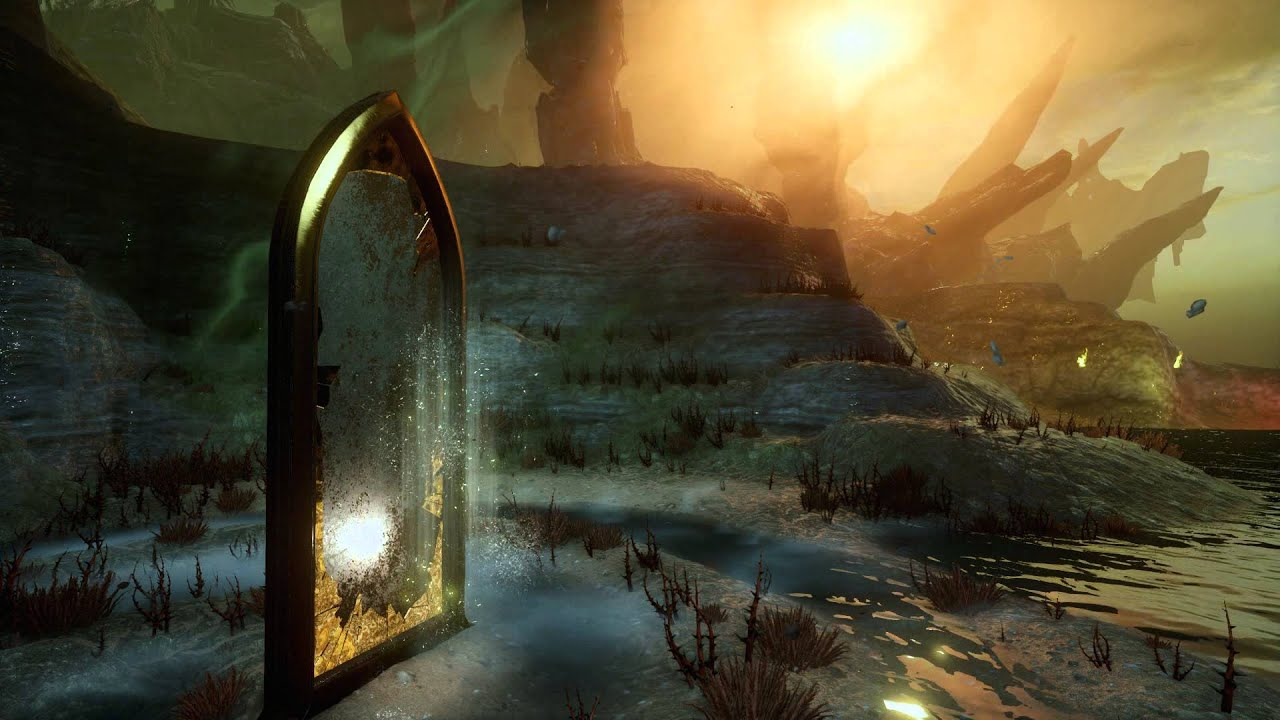 Dragon Age Inquisition Dreamscene