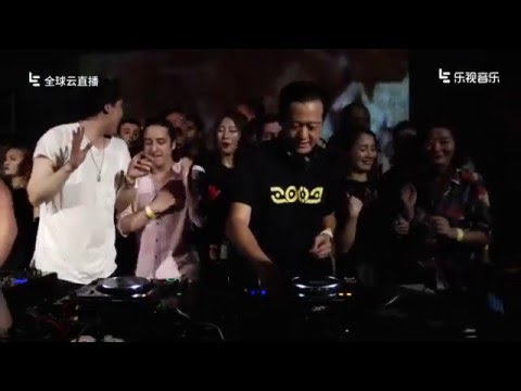 Mickey Zhang DJ and Live set @ Boiler Room Beijing