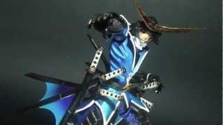 Toy Review: Revoltech Date Masamune (Sengoku Basara)