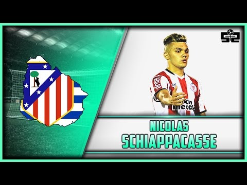 Nicolas Schiappacasse |Goals, Assists, Skills| River | WELCOME TO ATLETICO - 2015/2016 Review HD