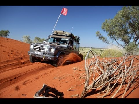 An Epic Adventure: The Australian Outback's Ultimate Off-Road Test | Edmunds.com