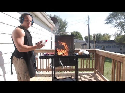 CHEF TYLER1 - GRILLING