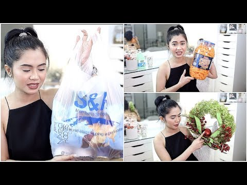 S&R Haul: Pamasko + More Food!  | Anna Cay ♥