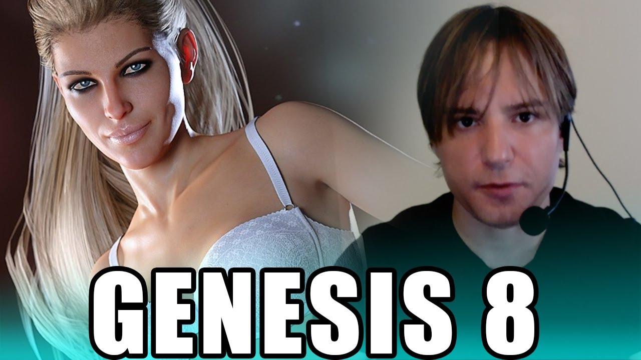 Genesis 8 Review!!! DAZ Studio Beginners Tutorial - Victoria 8 Figure -  Power Pose