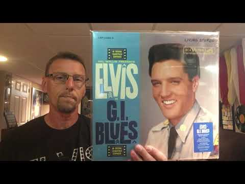 35 Elvis Presley FTD LP Collection 2009-2019 The King's