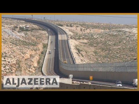 🇮🇱 Israel Opens 'apartheid Road' In Occupied West Bank