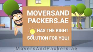 Movers and Packers UAE |  Movers and Packers Dubai MoversandPackers.ae