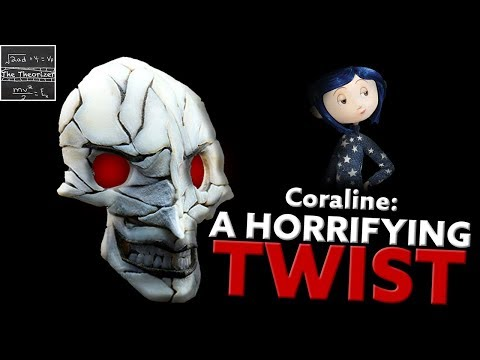 The Beldam's Horrifying Accomplice (Coraline: Part 9) [Theory]