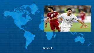 2018 Fifa World Cup Qualification  - Wiki
