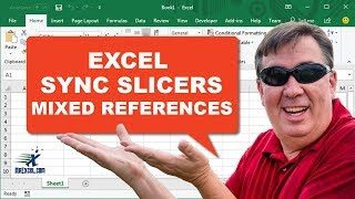 Download Lagu Learn Excel - Sync Slicers from Different Data Sets - Podcast 2104 mp3