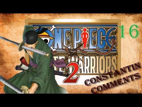 One Piece Pirate Warriors 2. Ророноа Зоро против Энеля