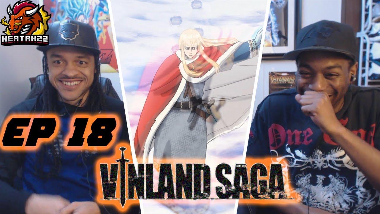Vinland saga episode 18