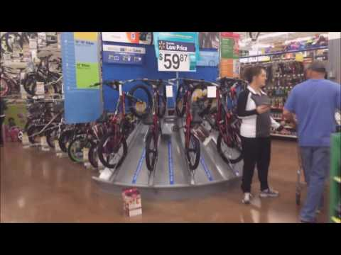 Walmart #1937 Thanksgiving Black Friday 2016 Coshocton, Ohio