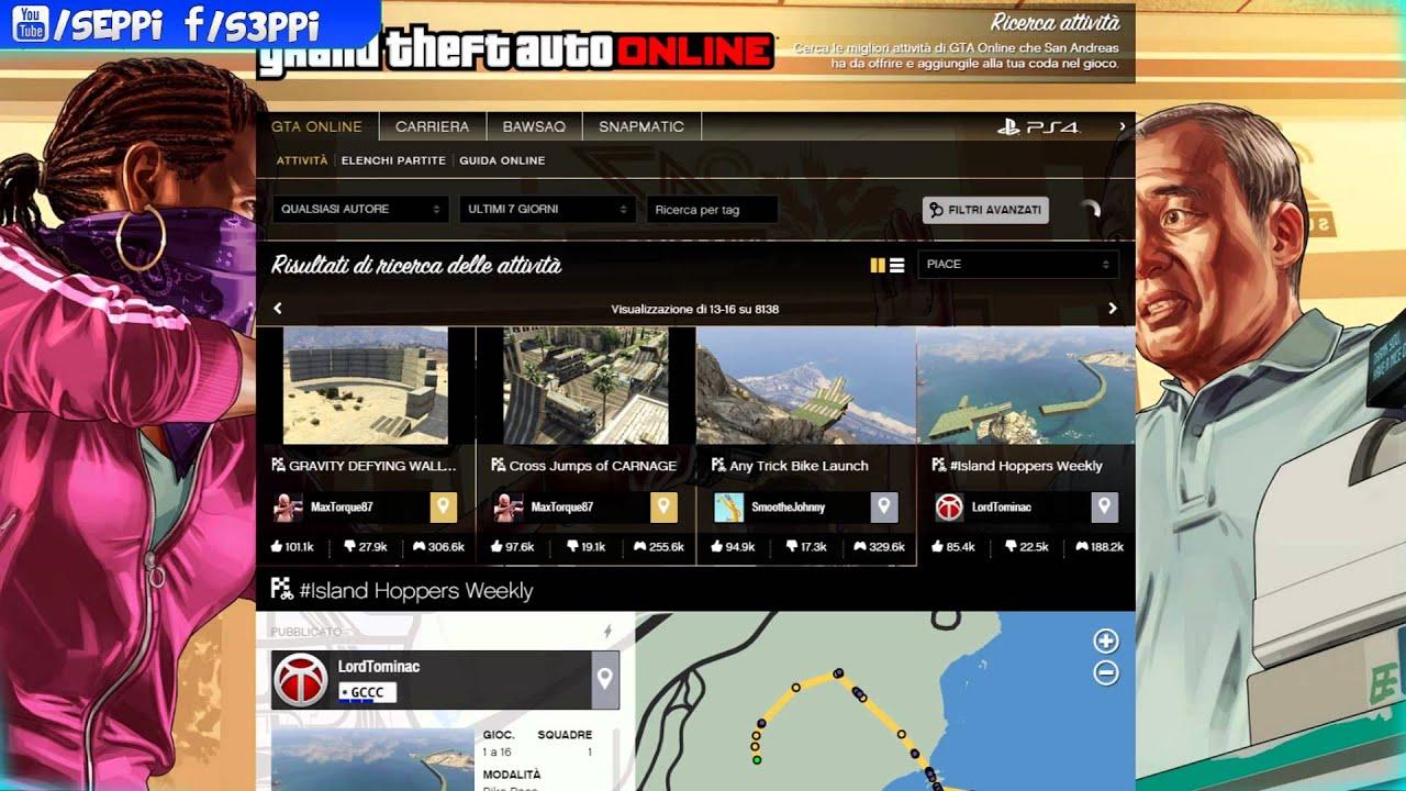 GTA 5 online: come giocare in multiplayer e creare ...