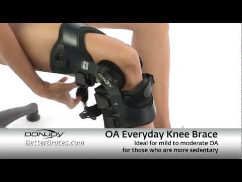 Knee Osteoarthritis Relief - Arthritis Knee Braces