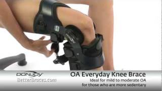 Knee Osteoarthritis Relief - Arthritis Knee Braces