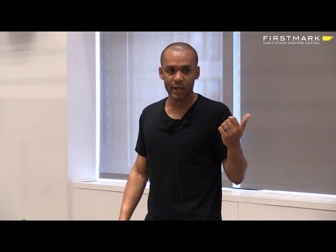 "Alain Sylvain at Design Driven NYC: ""Designing For Needs"""