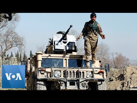 US Soldiers Killed, Wounded In Afghanistan Attack