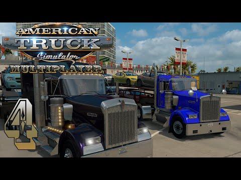 American Truck Simulator Multiplayer with RaNgErSc0pE part 2
