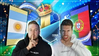 FIFA 18: PACKLUCK KING DUELL 2.0 mit HEFTIGEN Special SETS 😳🔥 Timo VS Simon 💥