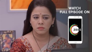 Mazhya Navryachi Bayko - Spoiler Alert - 06 Nov 2018 - Watch Full Episode On ZEE5 - Episode 704