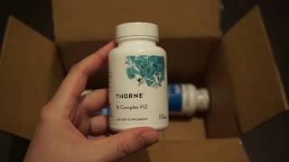 Мини обзор-распаковка заказа с Iherb (Витамины и БАДы)